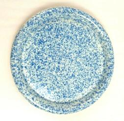 Pottery Craft Blue And White Appetizer Plate