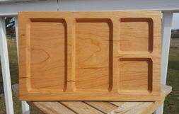 CNC Crafted Solid Wood Charcuterie, Cheese, Appetizer Board