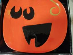 Tag Halloween Appetizer Plates Set Of 4