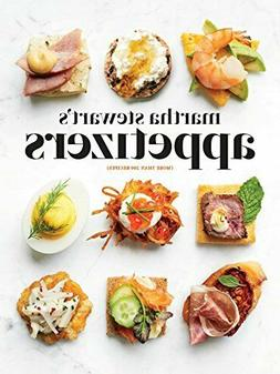 Martha Stewart's Appetizers 200 Recipes for Dips, Spreads, S